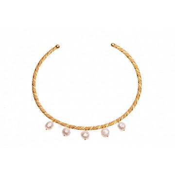 Naszyjnik z perłami NARNIA