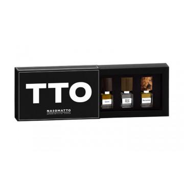 TTO 4ML. NEW - Duro + Baraonda + Silver Musk