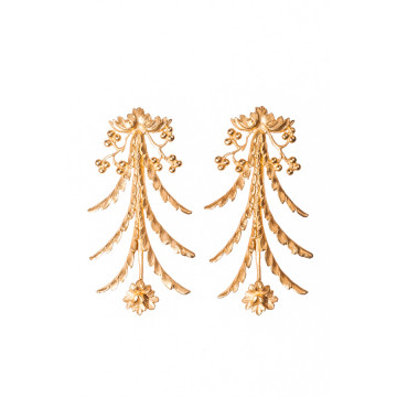 EARRINGS ACANTHUS